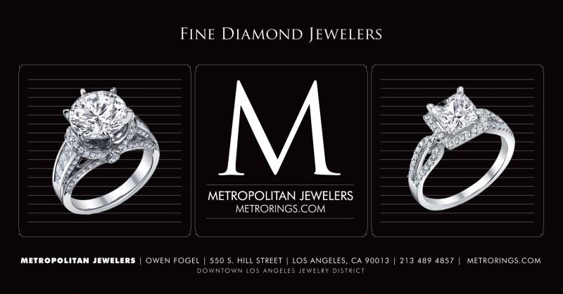 MetroRings.com | Metropolitan Jewelers, Downtown LA