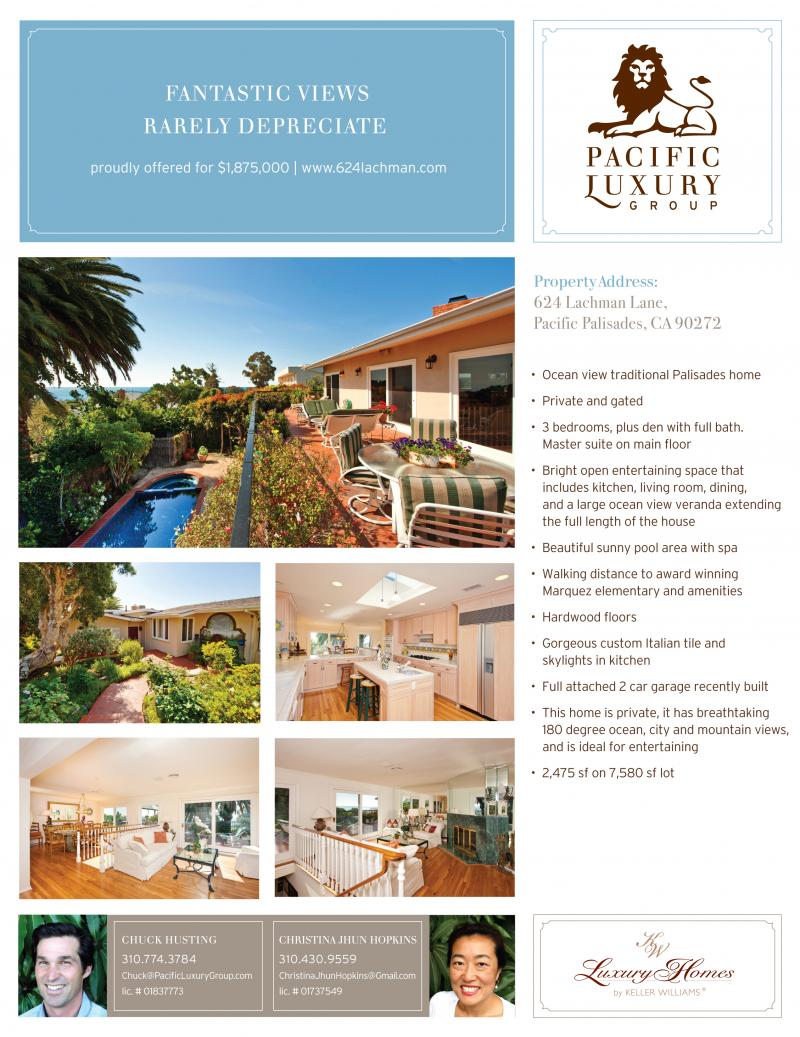 Pacific Luxury Group